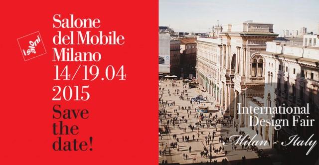 We have iSaloni Milano 2015!