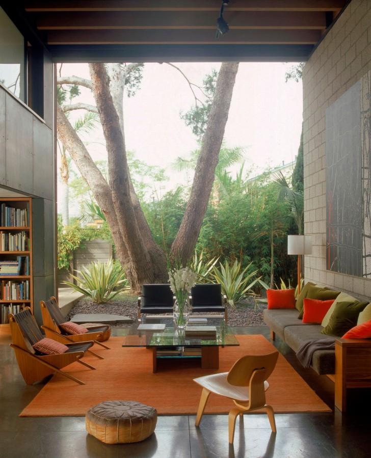 The Living Room Garden Makeover