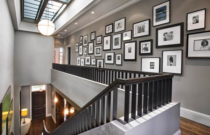 AD-Cool-Ideas-To-Display-Family-Photos-On-Your-Walls-38
